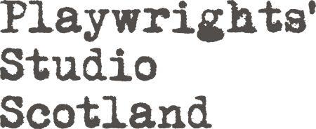 Playwrights' Studio, Scotland logo