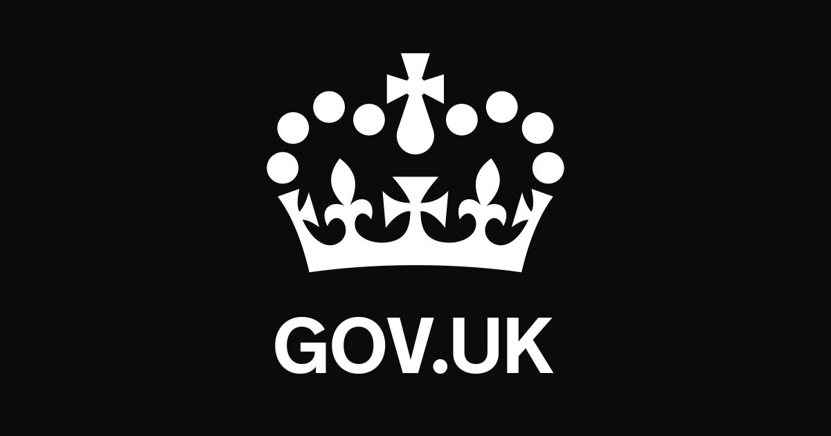 uk government logo